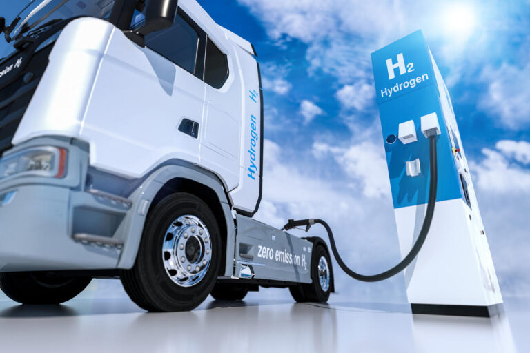 Green hydrogen for trucking industry : a breath of fresh air!